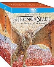 TRONO DI SPADE - COLLEZIONE SERIE COMPLETA STAGIONI 1 - 6 (28 BLU-RAY)