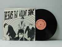 """The Stars That Wouldn't Shine punk new wave 12"""" 45 EP Private SKA"""