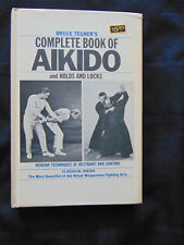 Bruce Tegner's Complete Book of Aikido and Holds and Locks Hard Cover 1st/1st