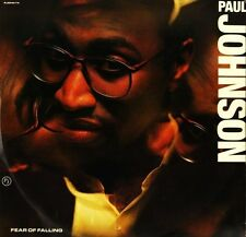 "PAUL JOHNSON fear of falling PJOHN T4 uk cbs 1987 12"" PS EX/EX"