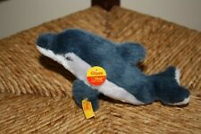 Steiff Clippy Dolphin 047404 All IDs