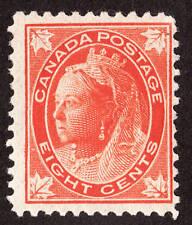 #72 CANADA MNH** Maple Leaf Queen Victoria c.1897