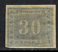 Preussen 1866 MI 21 on fragment  UNG  VF