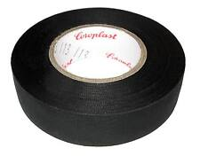 coroplast Auto Woven Tape 839 19mm x 25 M Cloth Tape Duct Tape 125°C VAT NEW