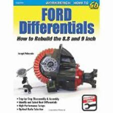 Ford Differentials: How to Rebuild the 8.8 and 9 Inch (Paperback or Softback)