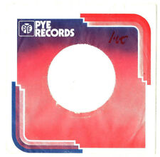 "PYE.X 1.""70's"" ORIG UK 7"" RECORD COMPANY SLEEVE.VG.(14 AVAILABLE)"