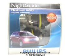 NEW Philips 9004 Night Guide Halogen 2-Pack 9004NGS2 Bulb