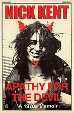 Apathy for the Devil,Kent, Nick,New Book mon0000037143