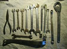 14 tlg. Werkzeug Lot Schlüssel u.a. Dowidat,Heyco,Stahlwille,Matador,Walter..