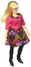 "Big Bang Theory Bernadette Retro Clothed 8"" Action Figure"