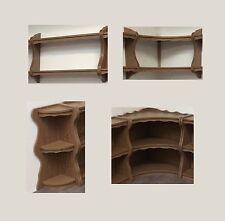 Regale & Aufbewahrungen aus MDF/Spanplatte-Holzoptik für Wohnzimmer