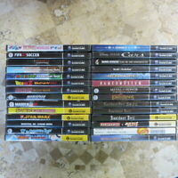 Nintendo Gamecube Games ✨BUY MORE & SAVE✨Discounted No Manual✨ Nice Discs TESTED