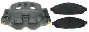 ACDelco 18R2014PV Front Left Rebuilt Caliper With Pad