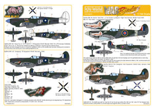 Kits-World 1/144 Supermarine Spitfire # 144010