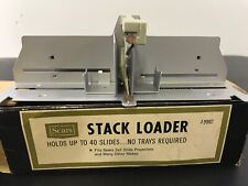 Sears  Stack Loader - Holds up to 40 - 2 X 2 Slides E22
