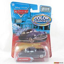 Disney Pixar Cars Color Changers 2 in 1 Doc Hudson