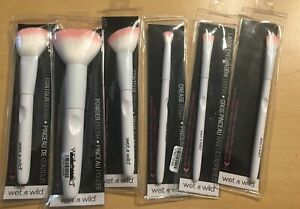Lot Of 6 WET N WILD Contour Brush Free Shipping