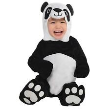 Baby Panda Fancy Dress Costume Toddler Babies Outfit 0-6 Months