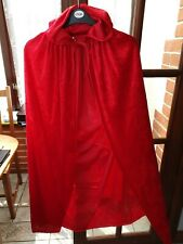 Red Cape One Size