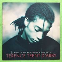 Terence Trent D'Arby - Introducing The Hardline According To - CBS 450911-1 Ex