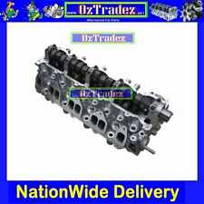 Mazda Bravo B2500 E2500 Ford Courier WL-T WLT complete cylinder head