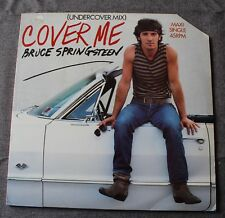 Bruce Springsteen, cover me (undercover mix),  Maxi Vinyl  Holland