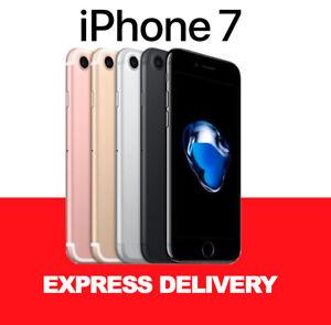 Apple iPhone 7 32GB 128GB 256GB 4G LTE 100% Unlocked Smartphone IMPERFECT