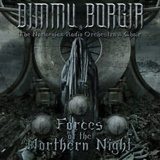 DIMMU BORGIR - Forces Of The Northern Night LIVE 2 x LP Blue Colored Vinyl Album