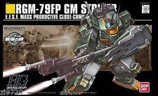 Bandai HGUC 072 GUNDAM RGM-79FP GM STRIKER 1/144 scale kit