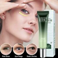 Hyaluronic Acid Eye Cream Anti Aging Wrinkles Dark Circles Puffiness
