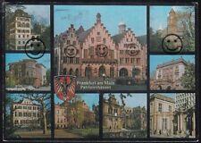 802O)   AK   Frankfurt am  Main          Patrizierhäuser        Hessen