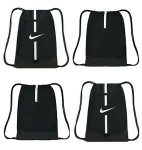 Men's Nike Academy GymSack Sports Drawstring football Gym-Sack Training Bag