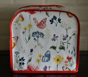 Kenwood PROSPERO food mixer cover Butterfly Garden design vinyl