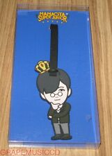 SUPER JUNIOR SJ MAMACITA SM LOTTE POP UP GOODS SUNGMIN CHARACTER NAME TAG NEW
