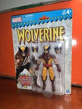 Marvel Legends Retro Wolverine Moc Sealed