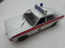 1/43 CORGI VANGUARDS VA05504 FORD CONSUL GRANADA WEST YORKSHIRE POLICE CAR