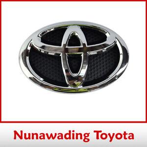 Genuine Toyota Radiator Grille Emblem for Corolla ZRE152 RAV4 ASA44 ZSA42 ALA40