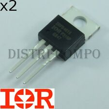 IRFB4615PBF Transistor HEXFET power MOSFET 150V 35A TO-220AB I.R (lot de 2)