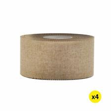 Sports Strapping Tape Rigid Bundle Premium Adhesive Bandage 4 Rolls 38mmx13.7m