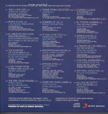 rare INSTRUMENTAL CD slip CARAVELLI Gilberto Puente RAY CONNIFF Henry Mancini