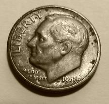 Coin - 1949-S Roosevelt Dime - MS 10C Regular Strike