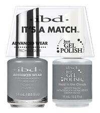 IBD it's a Match Avanzado ROPA DUO Just Gel & Pulir Head In The Clouds 65396