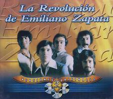 CD - La Revolution De Emiliano  NEW Versiones Originales 3 CD - FAST SHIPPING !