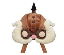 El aclaramiento lol corki Sombrero Gorra Lol Disfraz Fiesta Regalo para Liga de Leyendas