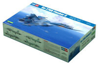 Hobby Boss 3481713 Suchoi Su-27 UB Flanker C 1:48 Flugzeug Modell Modellbau