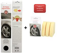 Felgenschrubber Kompl.- Set Felgenbürste lang Felgenreiniger Autobürste Pflege ✔