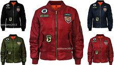 Atmungsaktive Markenlose Mädchen-Jacken, - Mäntel & -Schneeanzüge aus Polyester