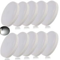 1/10x LAMPADINE LED GX53 7W LAMPADA BULBO PLAFONIERA Retrofit FREDDA E CALDA