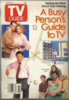 TV GUIDE-1989-BUSY PERSON'S GUIDE TO TV-DIONNE WARWICK-JUDD HIRSCH-WONDER YEARS
