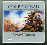 Copperhead: by Bernard Cornwell - Unabridged Audiobook - 14CDs